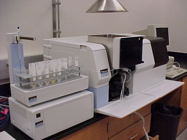 Integration of Environmental Chemistry and Good Laboratory